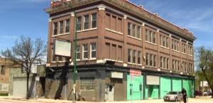 Merchants Hotel; Photo: North End Community Renewal Corporation