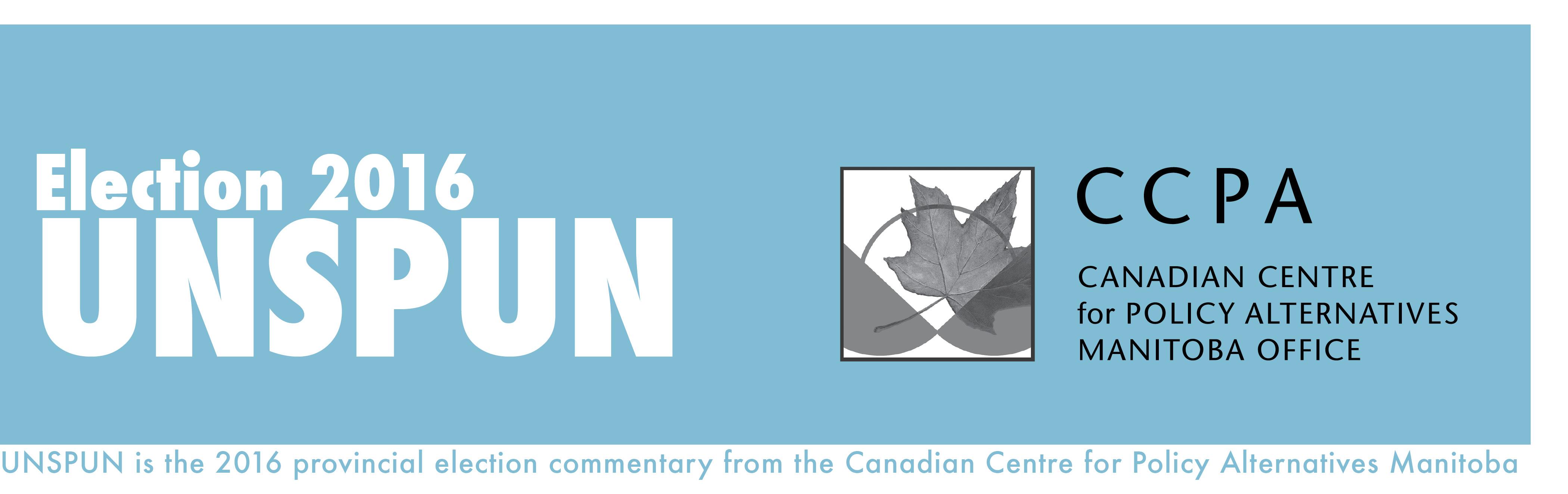 UNSPUN banner